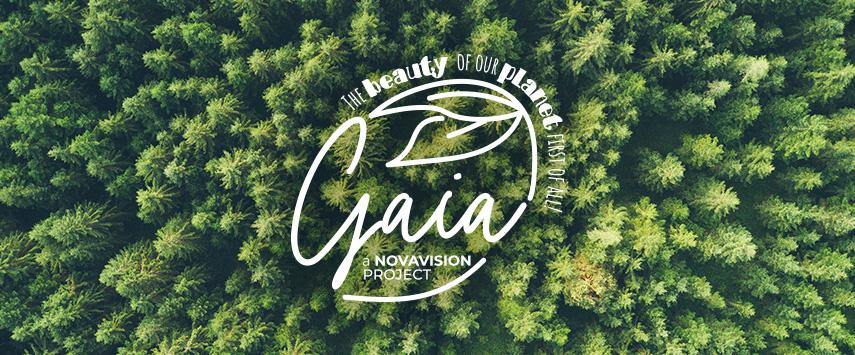 Gaia: La bellezza del pianeta prima di tutto!